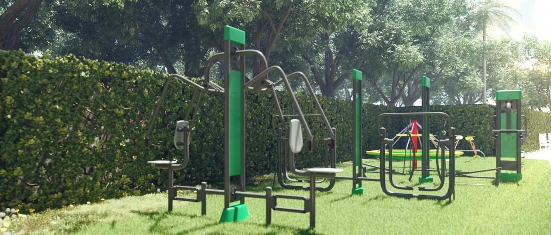 FITNESS EXTERNO - Park São José