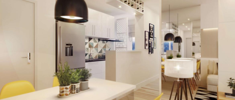 Cozinha - Park Realeza