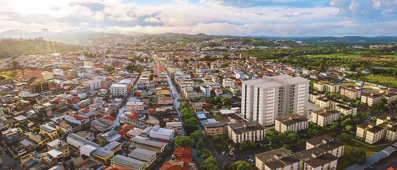 vista aérea - Park São João