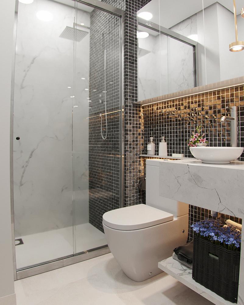 banheiro - Unique São Deocleciano