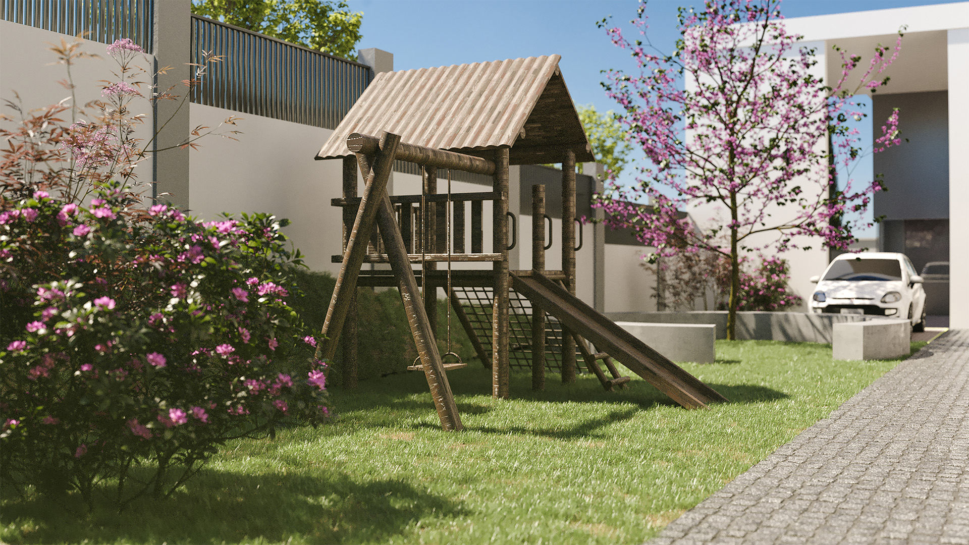 Playground - Park Martins