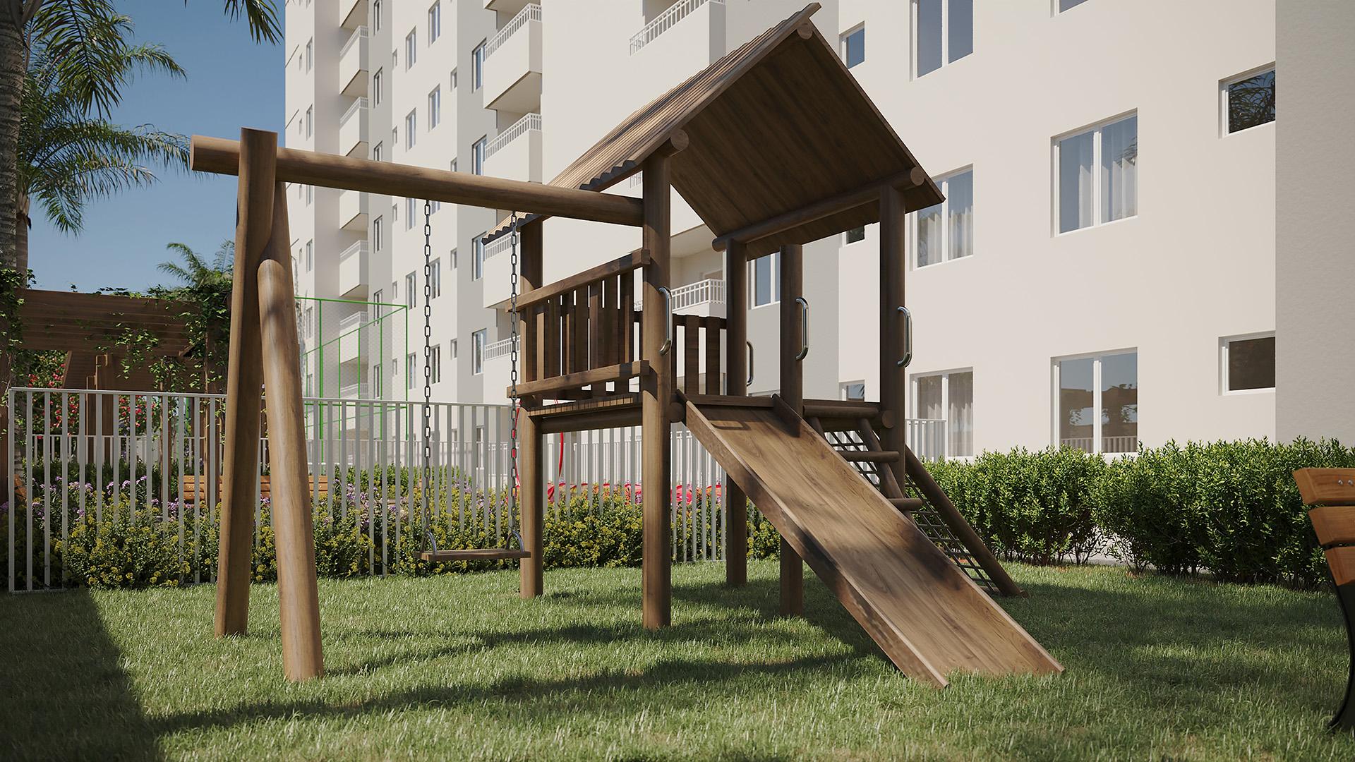 Playground - Park Leopoldino