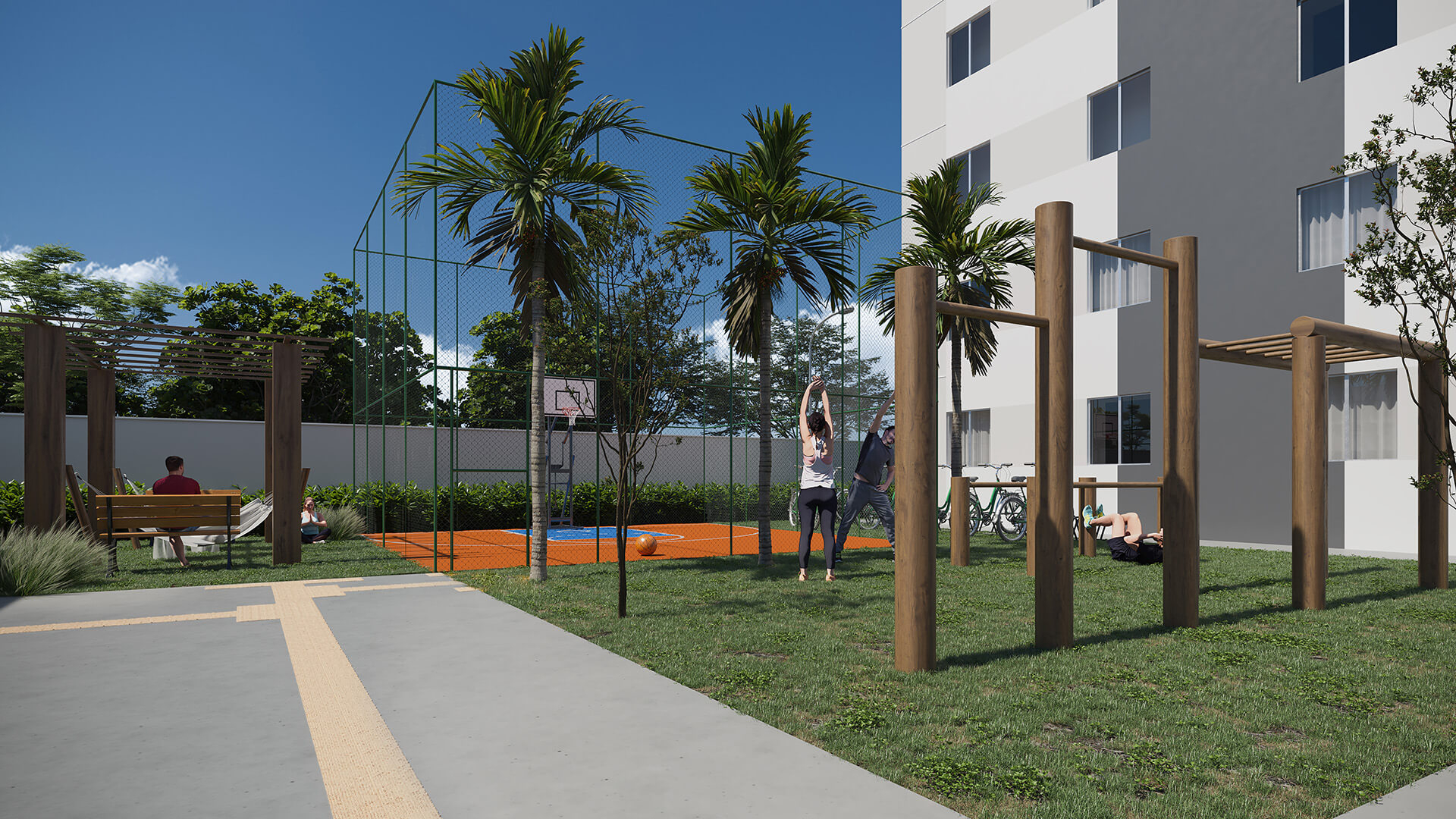 Playground - Park Primavera