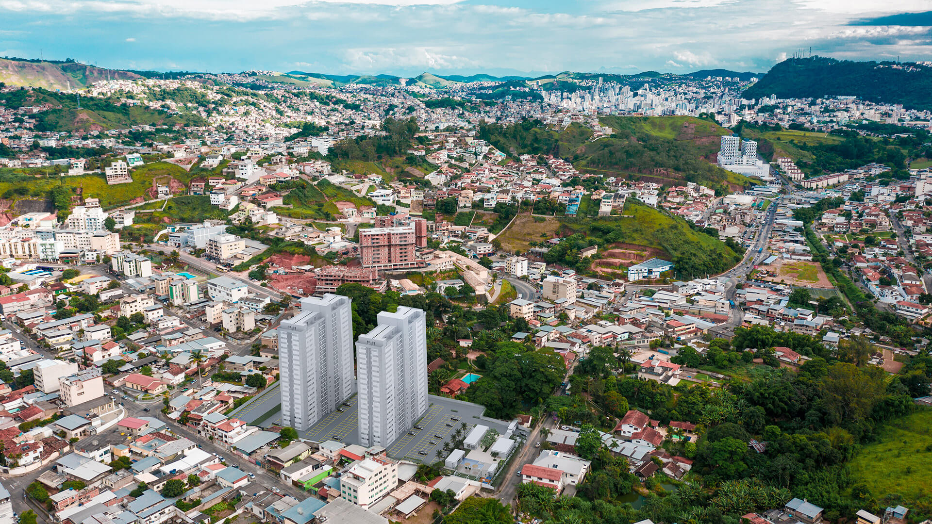 Projeto - Reserva Bandeirantes