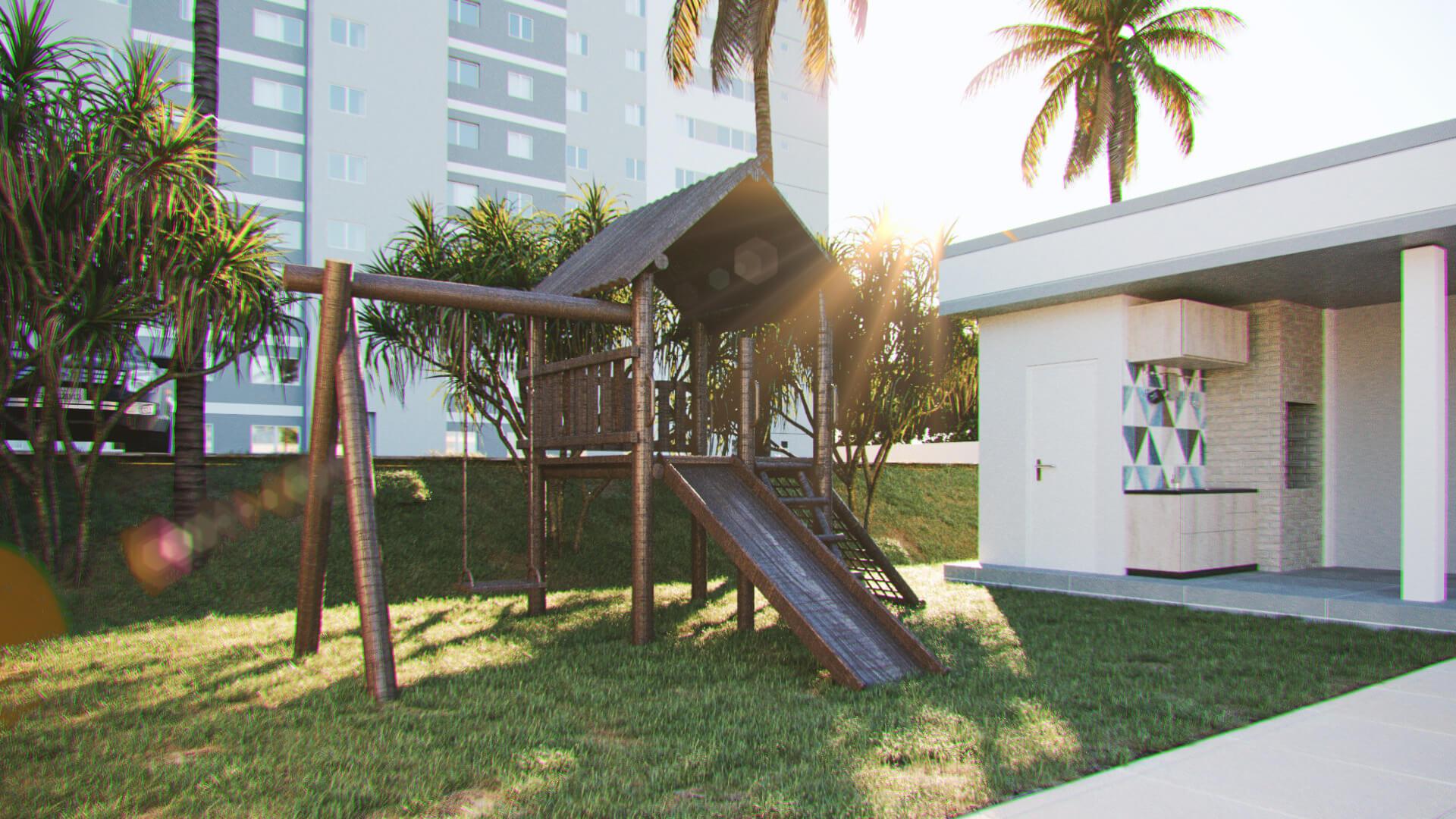 Playground - Reserva Bandeirantes