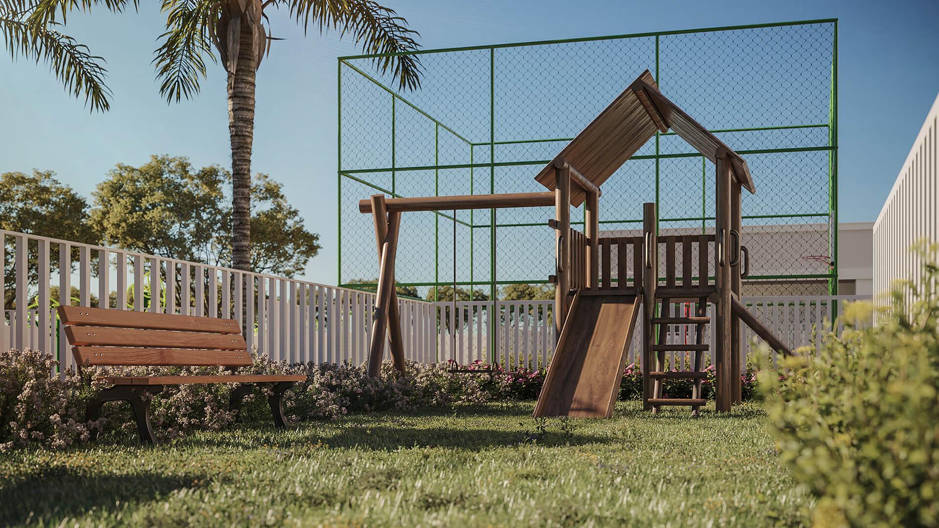 Playground - Park Novo Horizonte